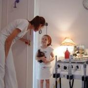 Az első fogorvosi vizsgálat ideje gyermekkorban