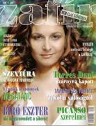 Média megjelenés: Zafír magazin